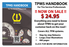 Introducing TPMS HANDBOOK - Click for more information